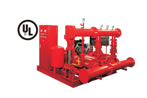 Dual Power Fixed Water Supply Equipment