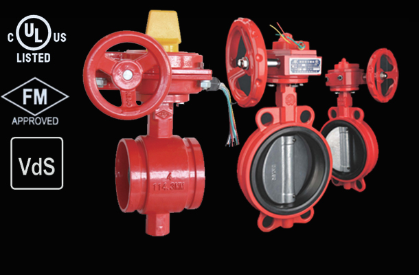 Fire Protection Valves