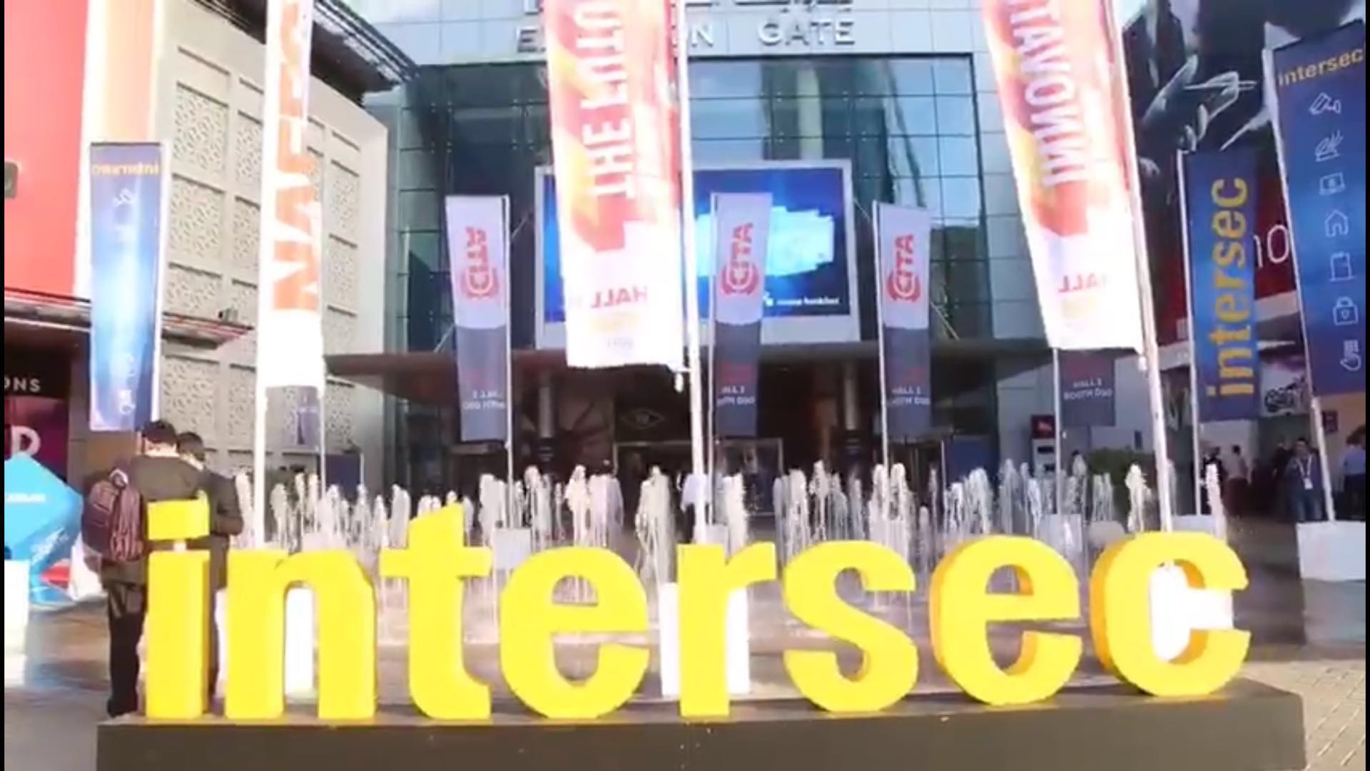 Dubai Intersec 2018